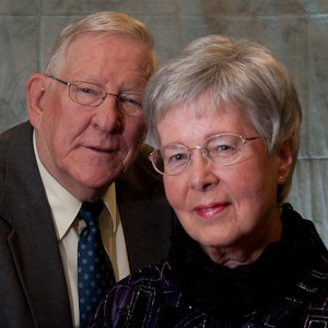 Ed & Marcia Parker