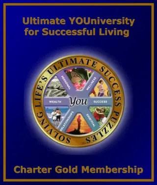 Gold Charter Membership - One option of Charter Memberships