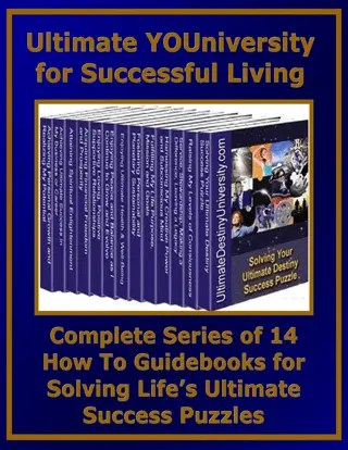 Bundle Offer - Solving Life's Ultimate Destiny Success Puzzles