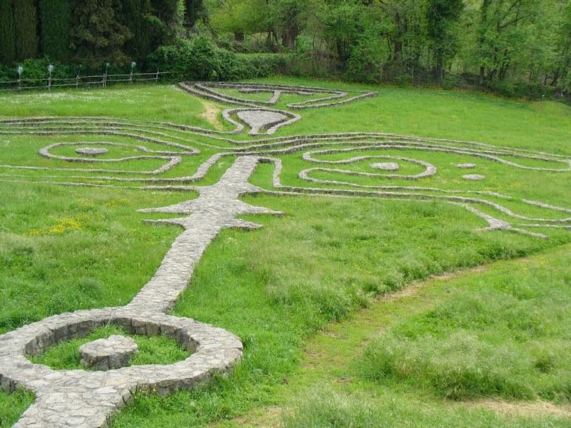 Daniel Spoerri, Hic terminus haeret Garden (Seggiano, GR)