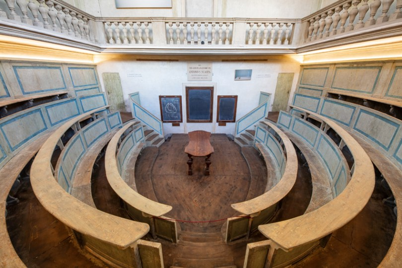 Modena, Teatro Anatomico