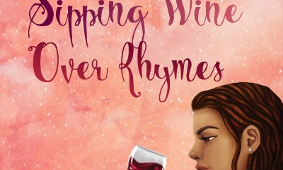 Sipping Wine Over Rhymes poem book