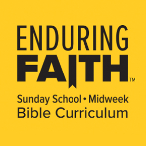 Image result for enduring faith bible curriculum