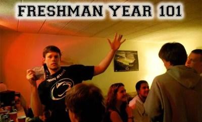 Surviving Freshman Year 101