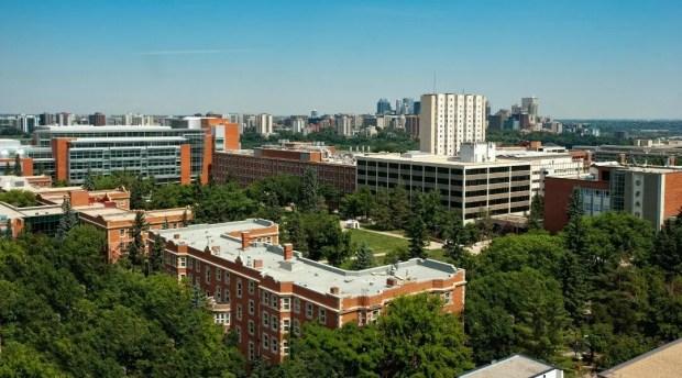 University of Alberta Campus
