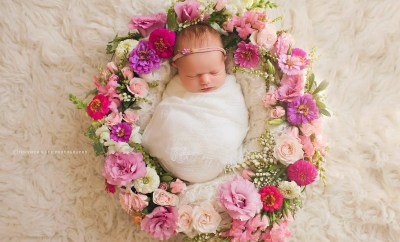 The Most Popular Baby Girl Names 2017
