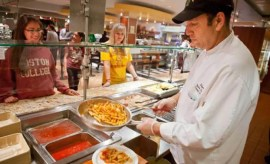 Top 10 Universities With the Best Foods