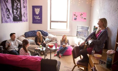 10 Reasons To Live In The Dorms