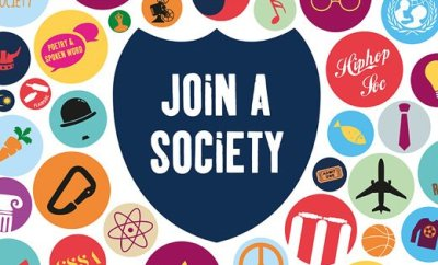 Society to Join in college