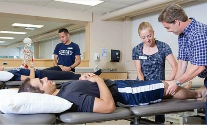 (Benefits); 10. Graduate Programs □ There are only two schools in South  Carolina that have accredited PhysicalTherapy ...