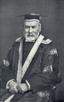 Vice-Chancellor & Principal: Sir Donald Macalister
