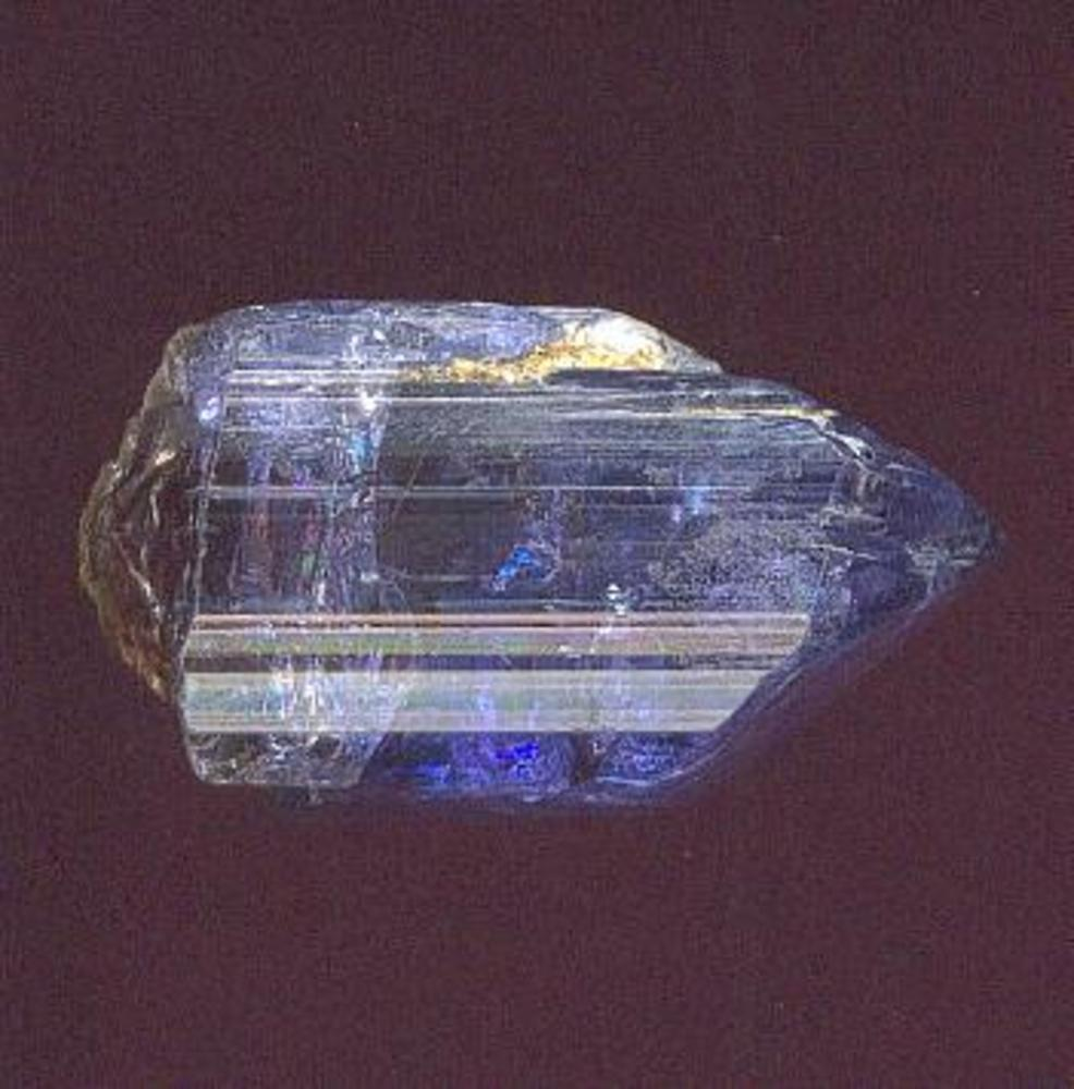 Tanzanite (The Hunterian GLAHM 111490)