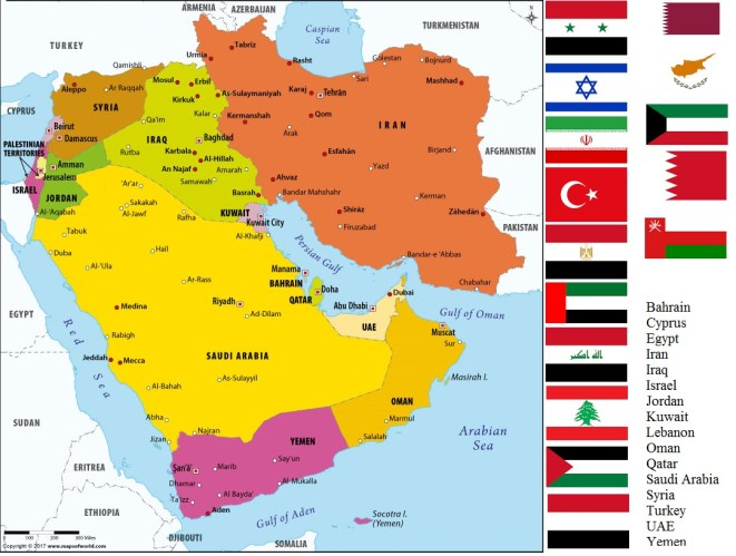 Middle East2