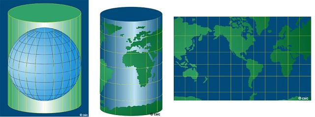 Proyección Mercator: Qué es y Por Qué se sigue usando en la ...