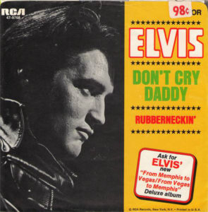 dont cry elvis