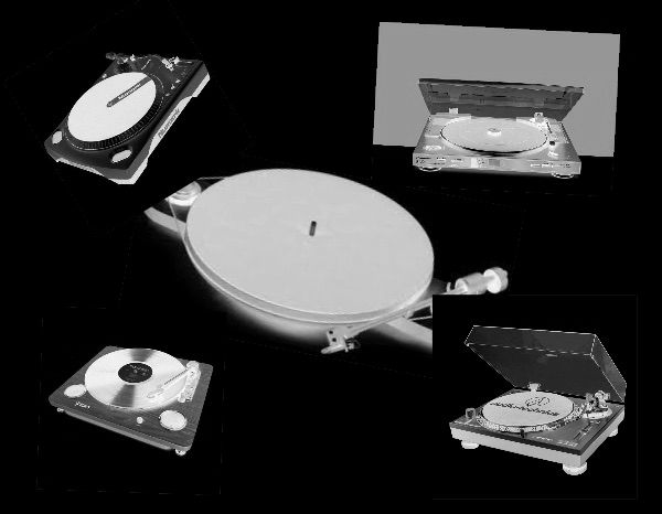 5 toca-discos com preços revisados - 2018