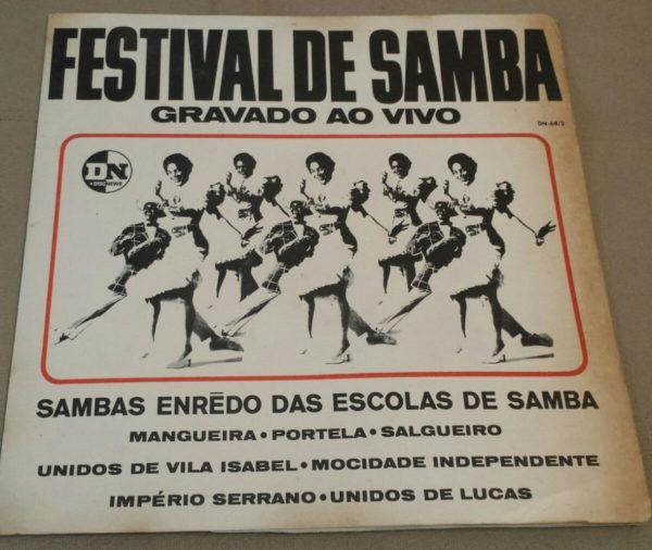 Fevereiro de 2018: 50 anos do 1º disco de sambas-enredos do Brasil