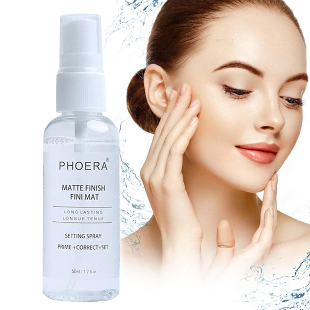 Phoera Spray Fijador De Maquillaje De Larga Duración Acado Matte