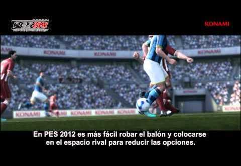 Konami sacará 2 demos de Pro Evolution Soccer 2012