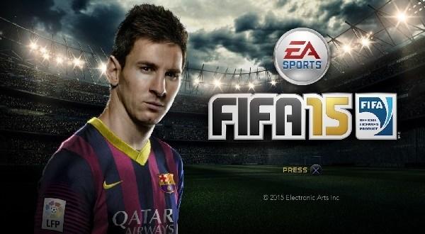 FIFA15 – uno de los mejores juegos para android