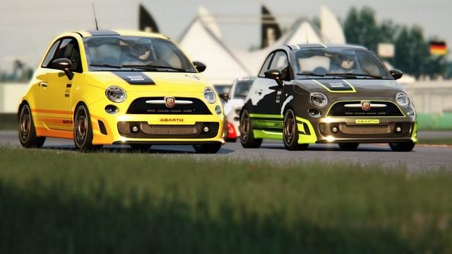 juego de autos assetto corsa