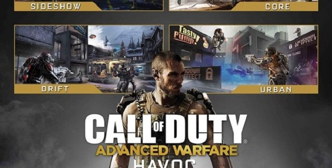 Por fin un DLC para Call of Duty Advanced Warfare