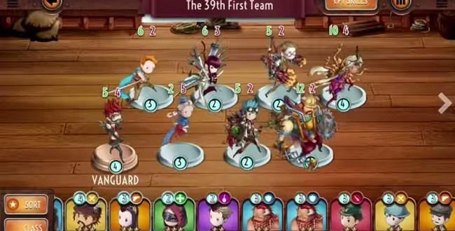 Heavenstrike Rivals es el mejor juego de turnos para dispositivos móviles