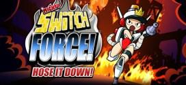 Lo mejor en juegos de puzzle llega a nosotros en el nuevo lanzamiento para IOS Mighty Switch Force! House it Down!