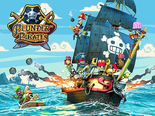 Plunder pirates