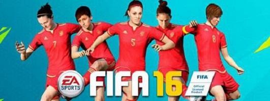 fifa 2016 femenino