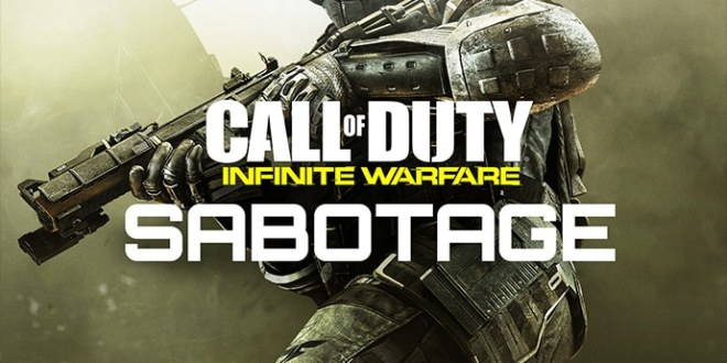 "Ya disponible el primer DLC de Infinite Warfare: ""Sabotage"""