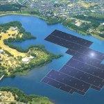 JAPÃO: USINA SOLAR FLUTUANTE