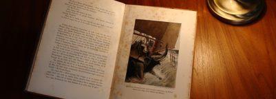 Actividades para novelas de aventura (La isla del tesoro)