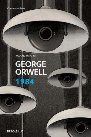 portada libro 1984   Universos Literarios