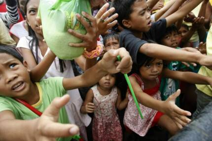 bambini e infanzia in pericolo