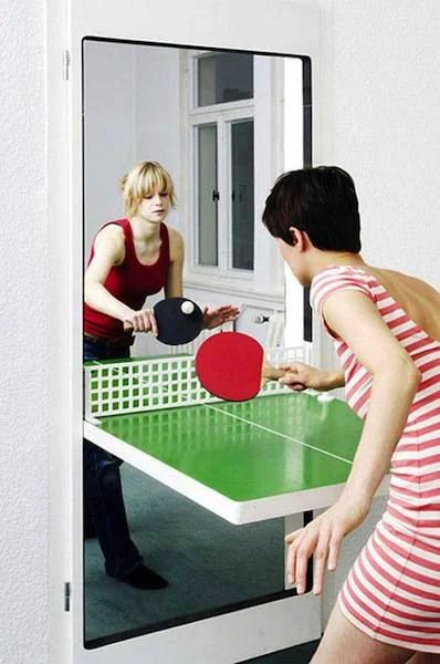 Porta ping pong