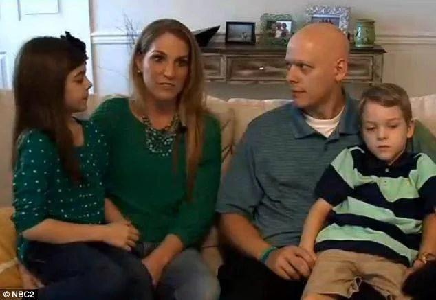 makenzie gavin e la sua famiglia