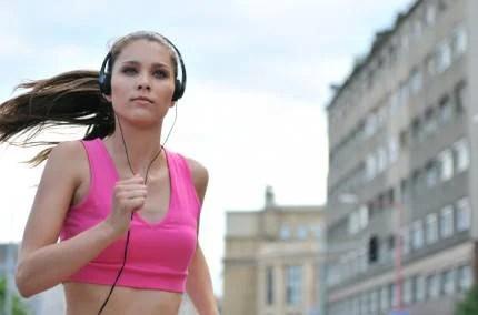 donna corre