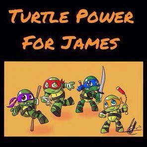 turtle power for james fumetto