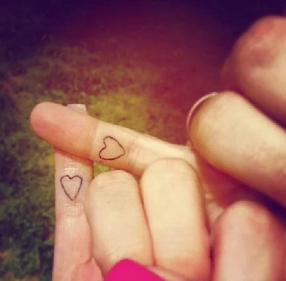 tatuaggi cuore