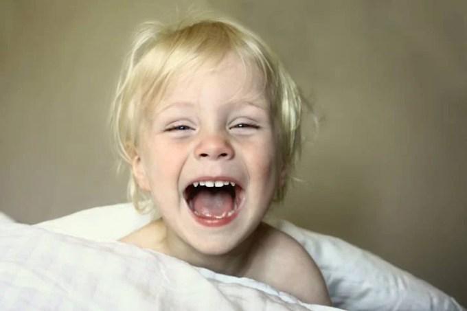 bambino felice