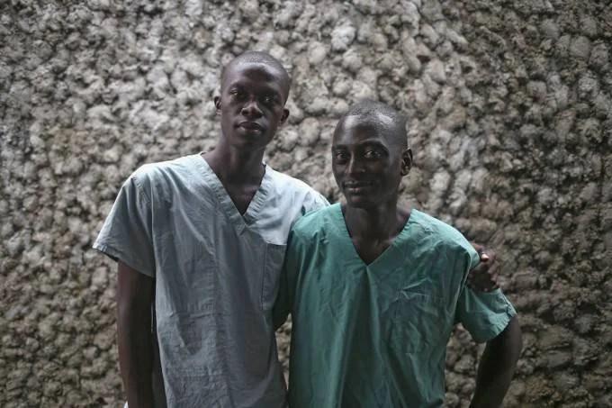 Sopravvissuti Ebola