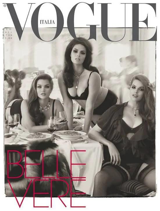cover VOGUE-ITALIA