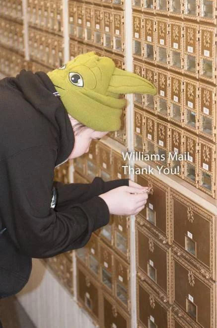 william controlla posta