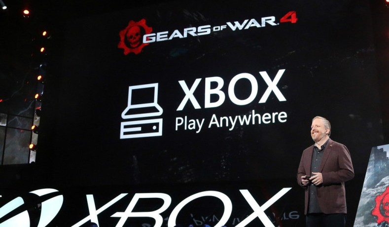 Xbox Play Anywhere Fácil!