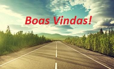 estrada bemvindos ajustada - Mensagem De Boas Vindas!