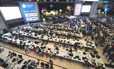 campus party 2017 capa - Campus Party: Tecnologia, Ciência E Inovação