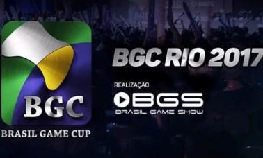 brasil game cup capa - Estaremos Na Brasil Game Cup 2017!