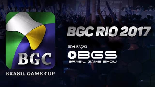 Estaremos Na Brasil Game Cup 2017!