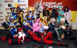 capa 1 - BGC 2017: Cosplay Zone Kinoplex